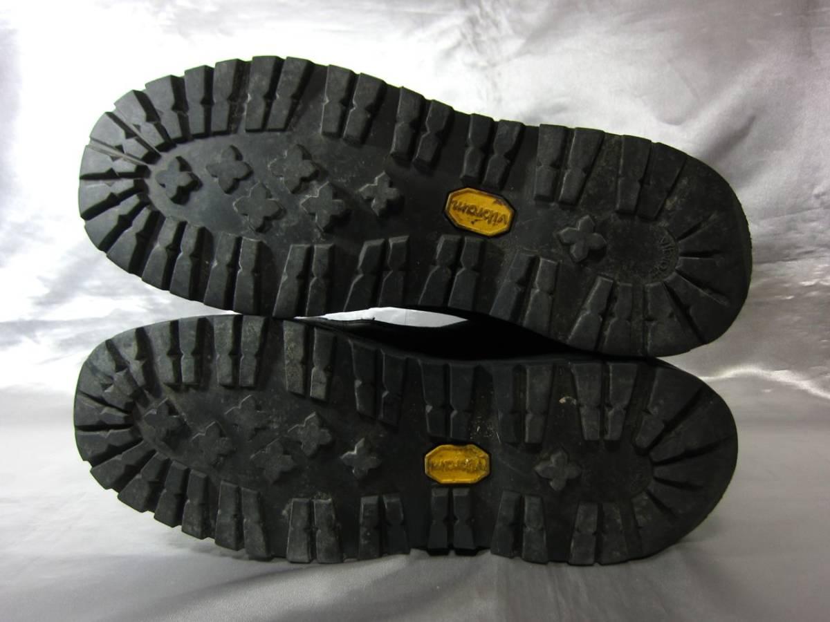 DANNER ダナー DANNER LIGHT ダナーライト マウンテン トレッキング ブーツ 黒 ブラック 26cm 31400X 白タグ USA製 ゴアテックス GORE-TEX_画像6