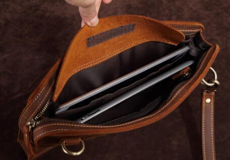 【100%高級牛革高級定価28万円】高品質 メンズバッグ ビジネスバッグ 大容量ショルダーバッグブリーフケース 書類かばん ハンドバッグ_画像5