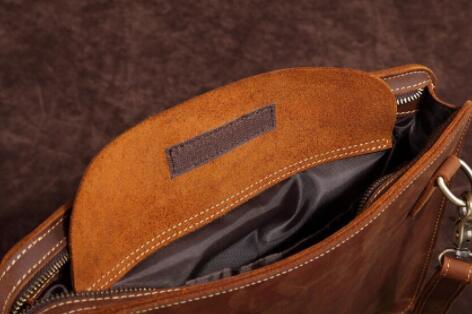【100%高級牛革高級定価28万円】高品質 メンズバッグ ビジネスバッグ 大容量ショルダーバッグブリーフケース 書類かばん ハンドバッグ_画像9