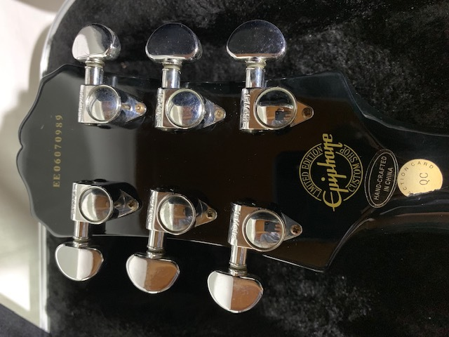 【Dirty Fingers/PAF PU搭載】送料無料★Epiphone エピフォン★Les Paul Standard★エレキギター★管G-0081_画像3