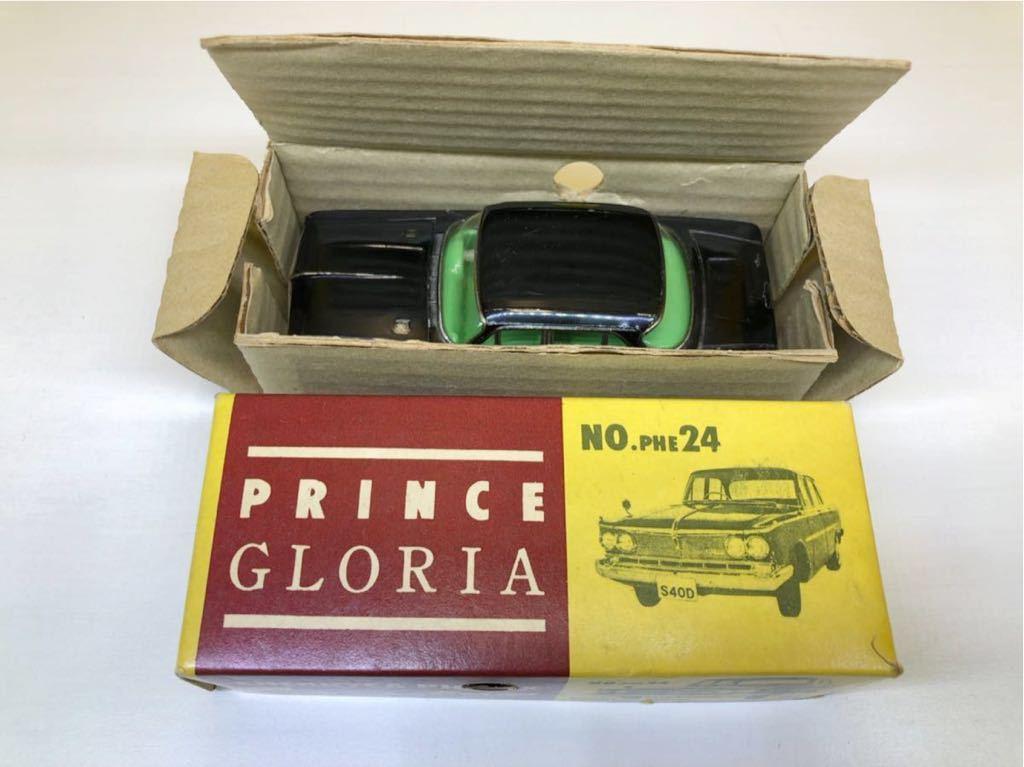 【訳あり品】TAISEIYA 大盛屋 PRINCE GLORIA ミニカー CHERRYCA PHENIX Serier 日本製 中古品 ビンテージ品_画像2