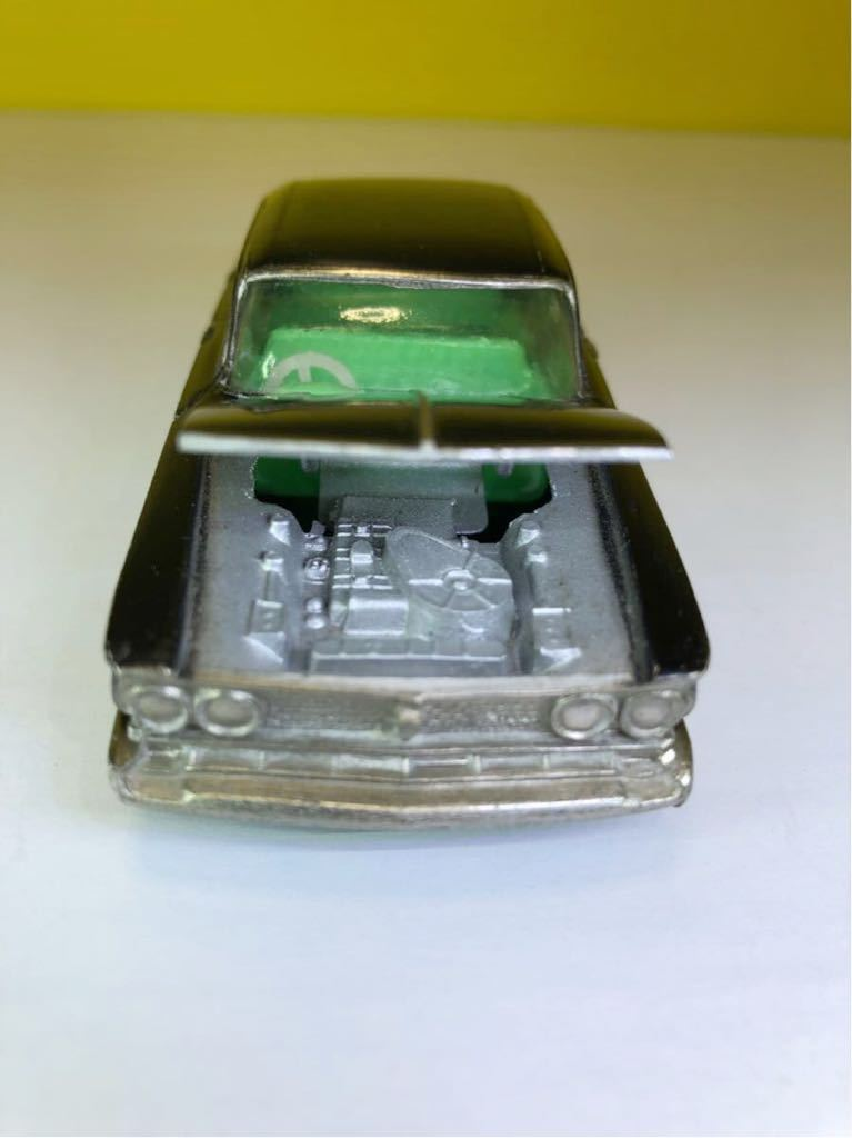【訳あり品】TAISEIYA 大盛屋 PRINCE GLORIA ミニカー CHERRYCA PHENIX Serier 日本製 中古品 ビンテージ品_画像4