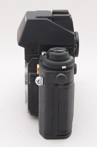 [未使用品] Canon New F-1 50周年記念モデル 24金バッジ AEファインダー 元箱一式 限定1000台 #4011 キャノン_画像5