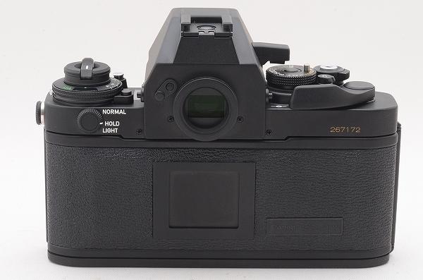 [未使用品] Canon New F-1 50周年記念モデル 24金バッジ AEファインダー 元箱一式 限定1000台 #4011 キャノン_画像3