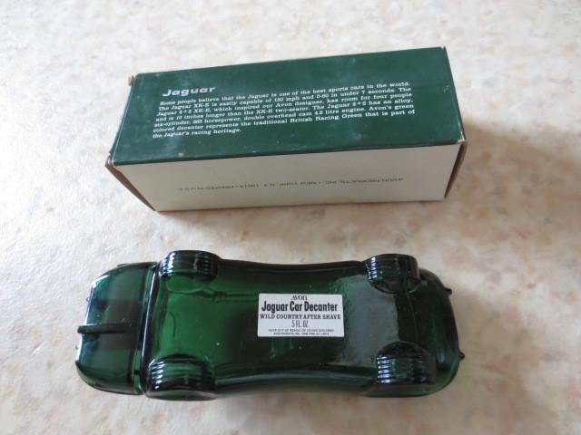 1960年ジャガーEタイプアンティークボトル★英国車・ルマン優勝車・JAGUAR E-TYPE・XKE・XKR・XJ・XF・昭和レトロ_画像3