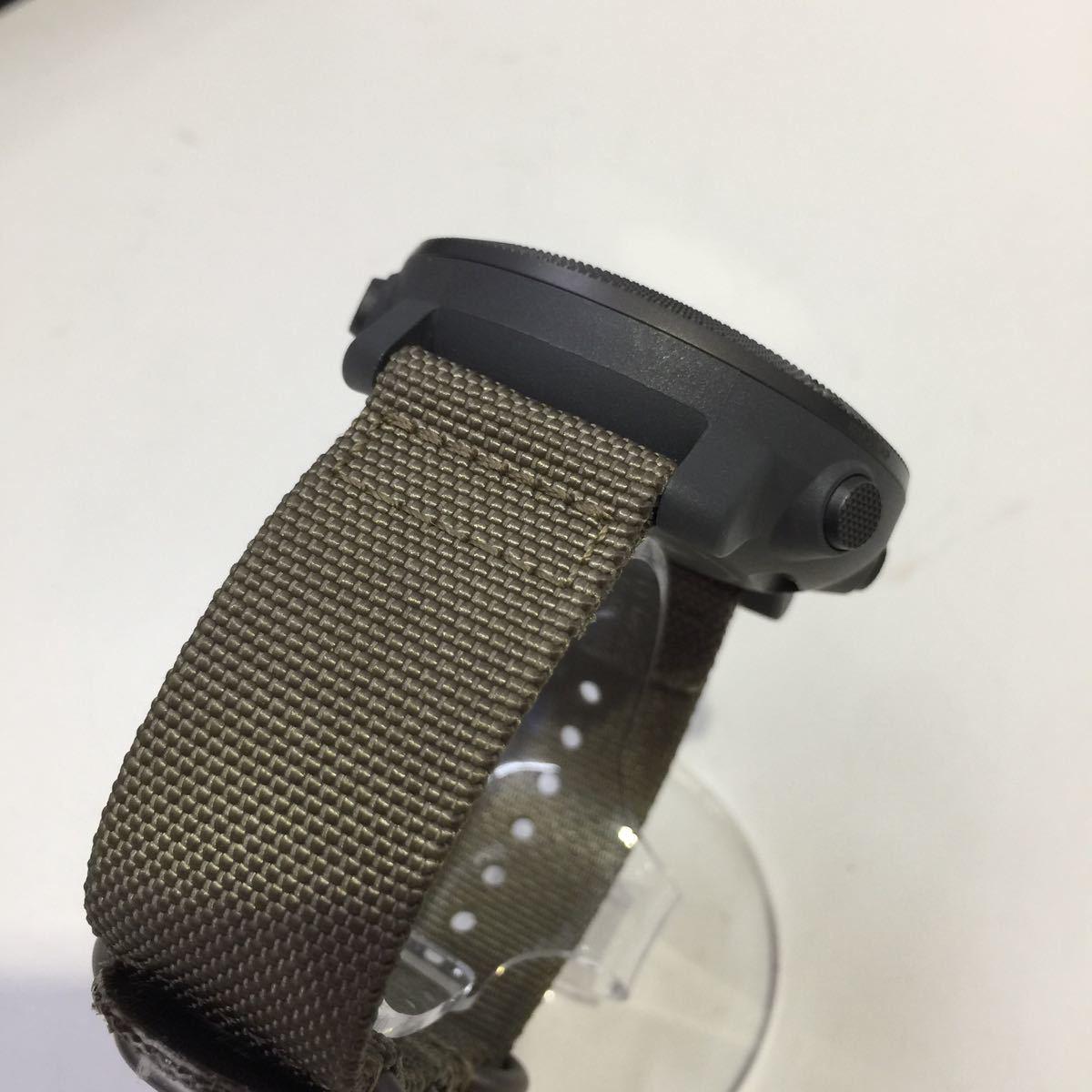 【SUUNTO スント】トラバースアルファフォリッジ TRAVERSE ALPHA FOLIAGE 腕時計 デジタル腕時計 デジタル アウトドアウォッチ アウトドア_画像6