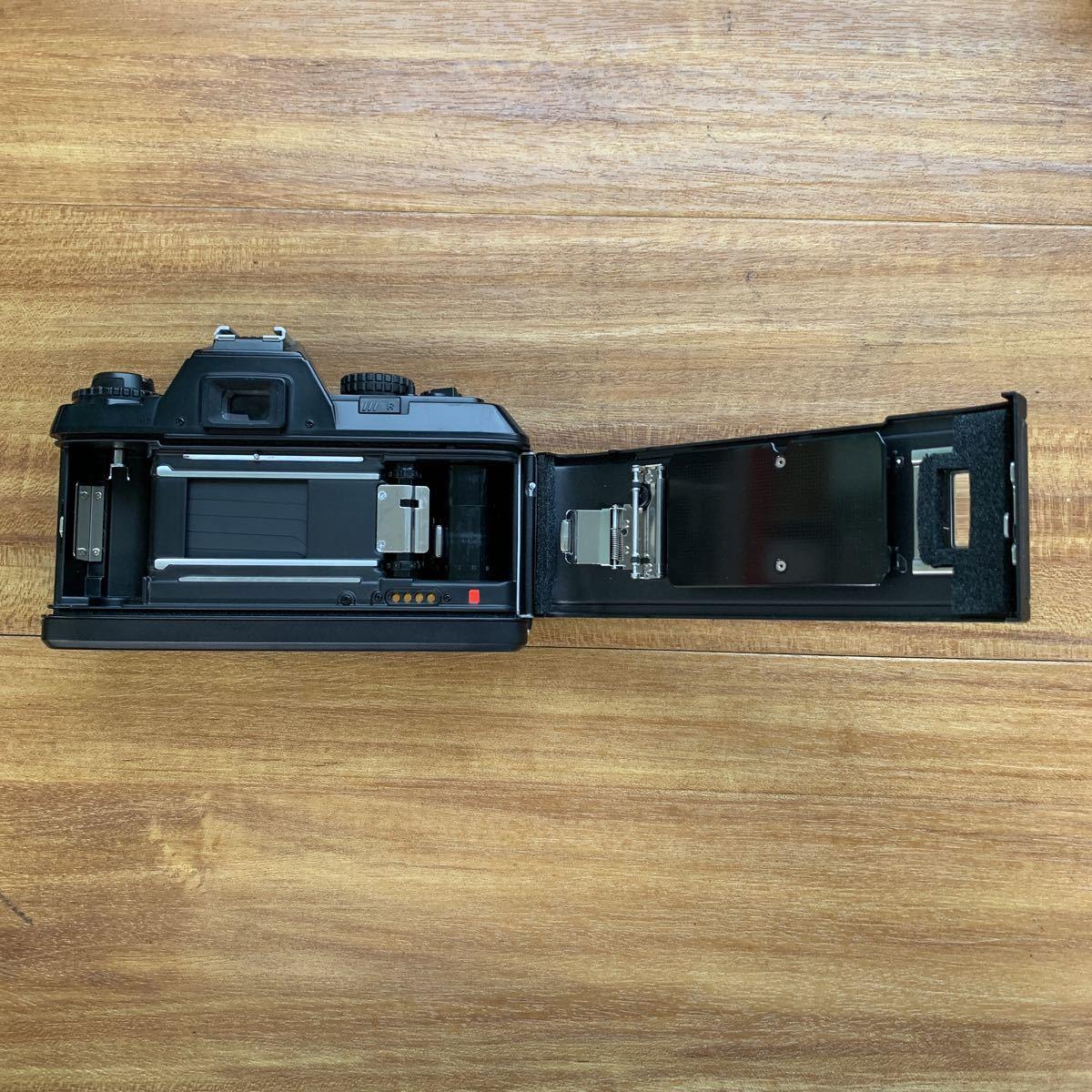 返品不可 ジャンク Nikon F 301 +minolta 110 zoom markⅡ 動作未確認 #j492_画像6