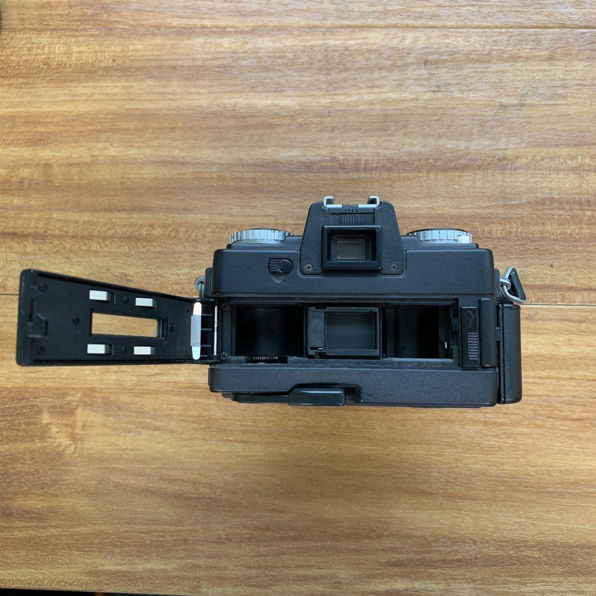返品不可 ジャンク Nikon F 301 +minolta 110 zoom markⅡ 動作未確認 #j492_画像10