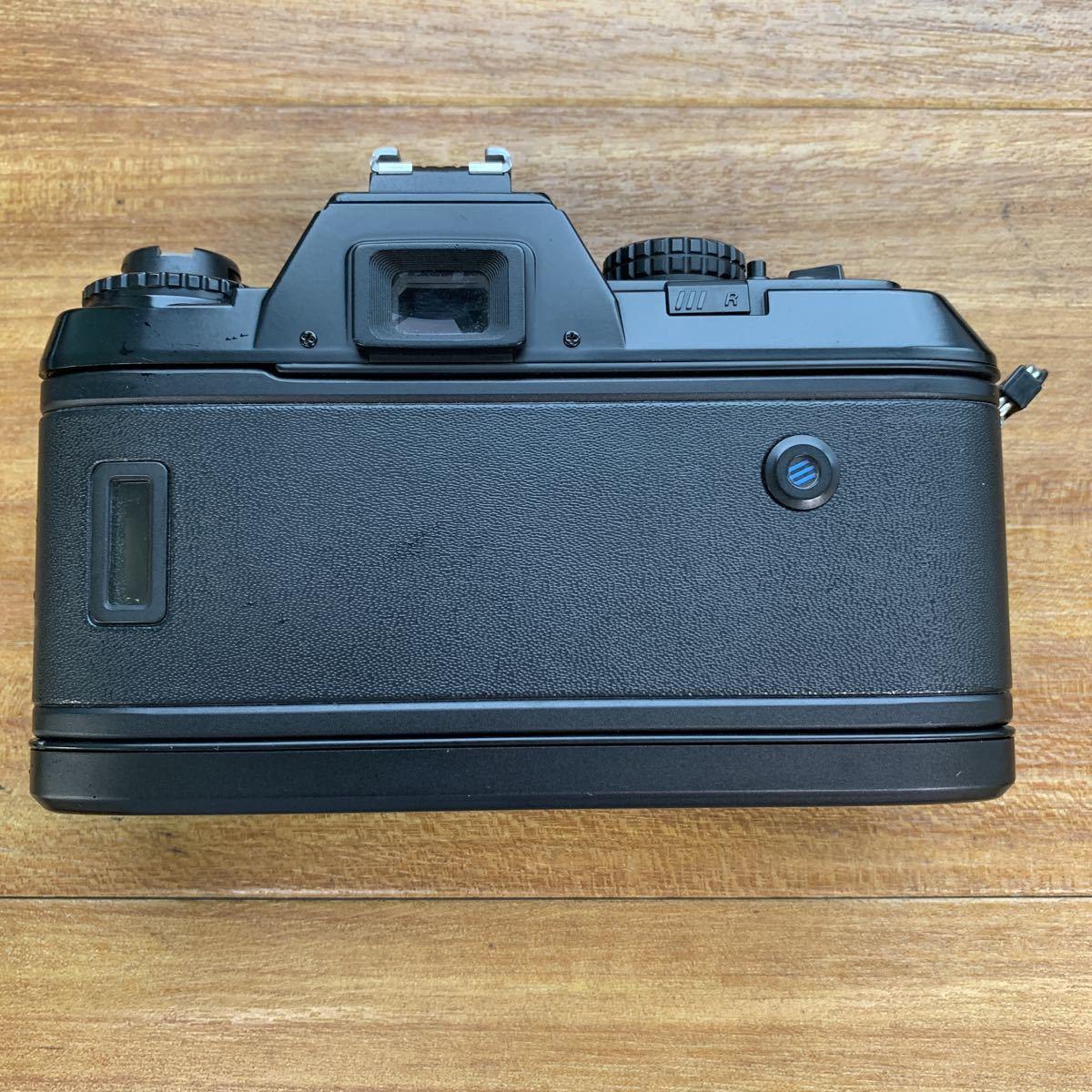 返品不可 ジャンク Nikon F 301 +minolta 110 zoom markⅡ 動作未確認 #j492_画像5