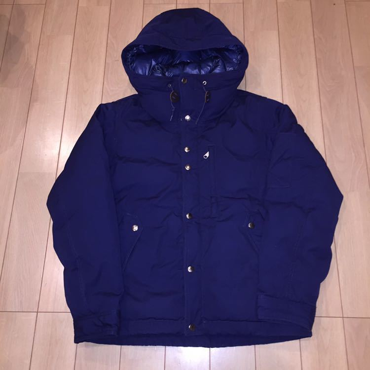 THE NORTH FACE ノースフェイスパープルレーベル Mountain SHORT JACKET THE NORTH FACE PURPLE LABEL