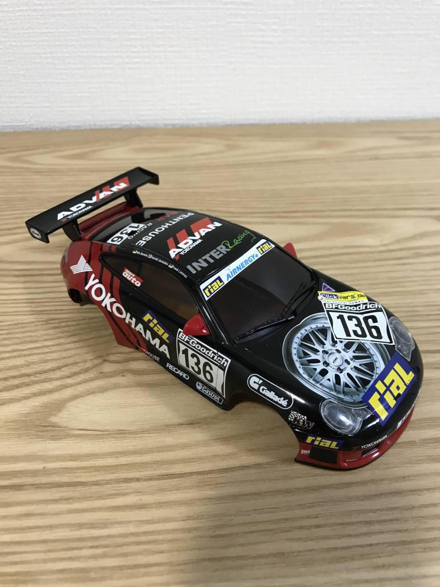 京商 ミニッツ ポルシェ 911 GT3 オートスケール 中古 PORSCHE_画像3