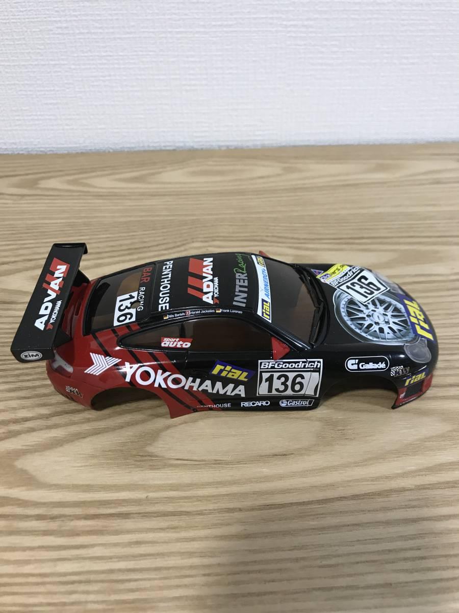 京商 ミニッツ ポルシェ 911 GT3 オートスケール 中古 PORSCHE_画像4