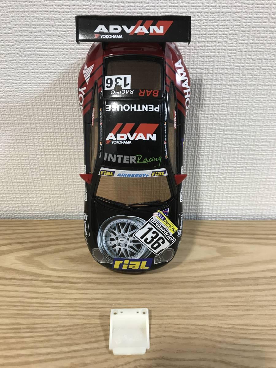 京商 ミニッツ ポルシェ 911 GT3 オートスケール 中古 PORSCHE_画像9