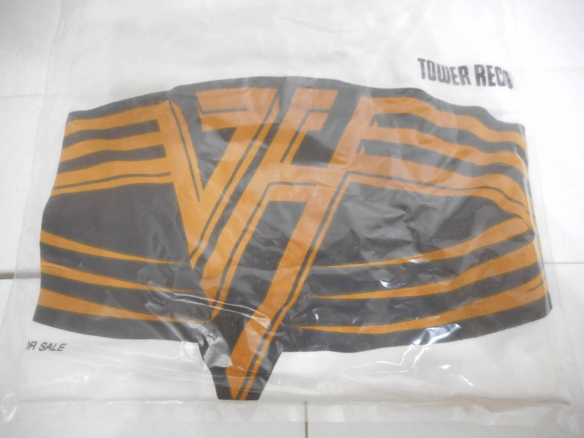 VAN HALEN ヴァンヘイレン タワレコ 非売品 Tシャツ  タワーレコード_画像4