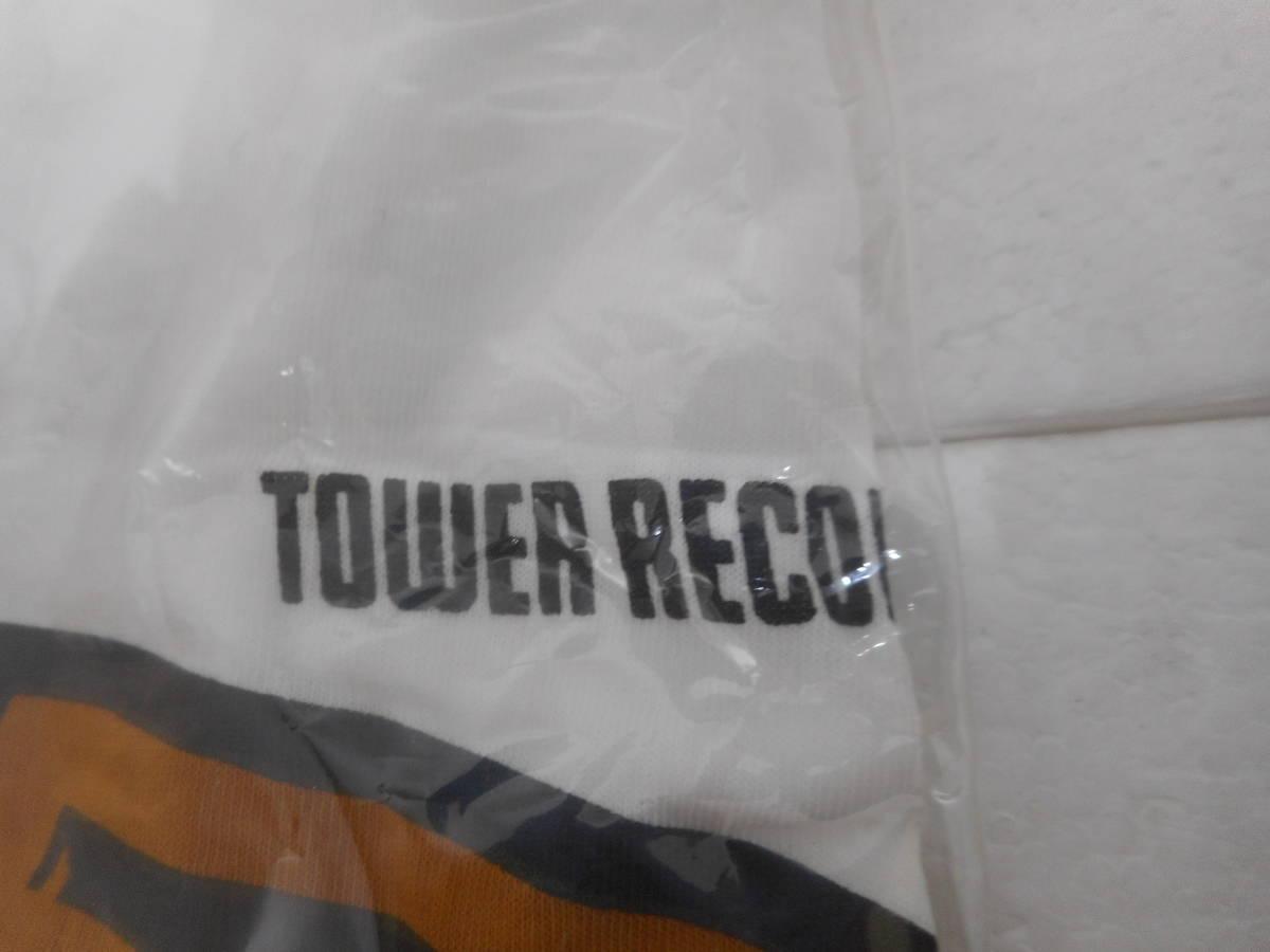 VAN HALEN ヴァンヘイレン タワレコ 非売品 Tシャツ  タワーレコード_画像3