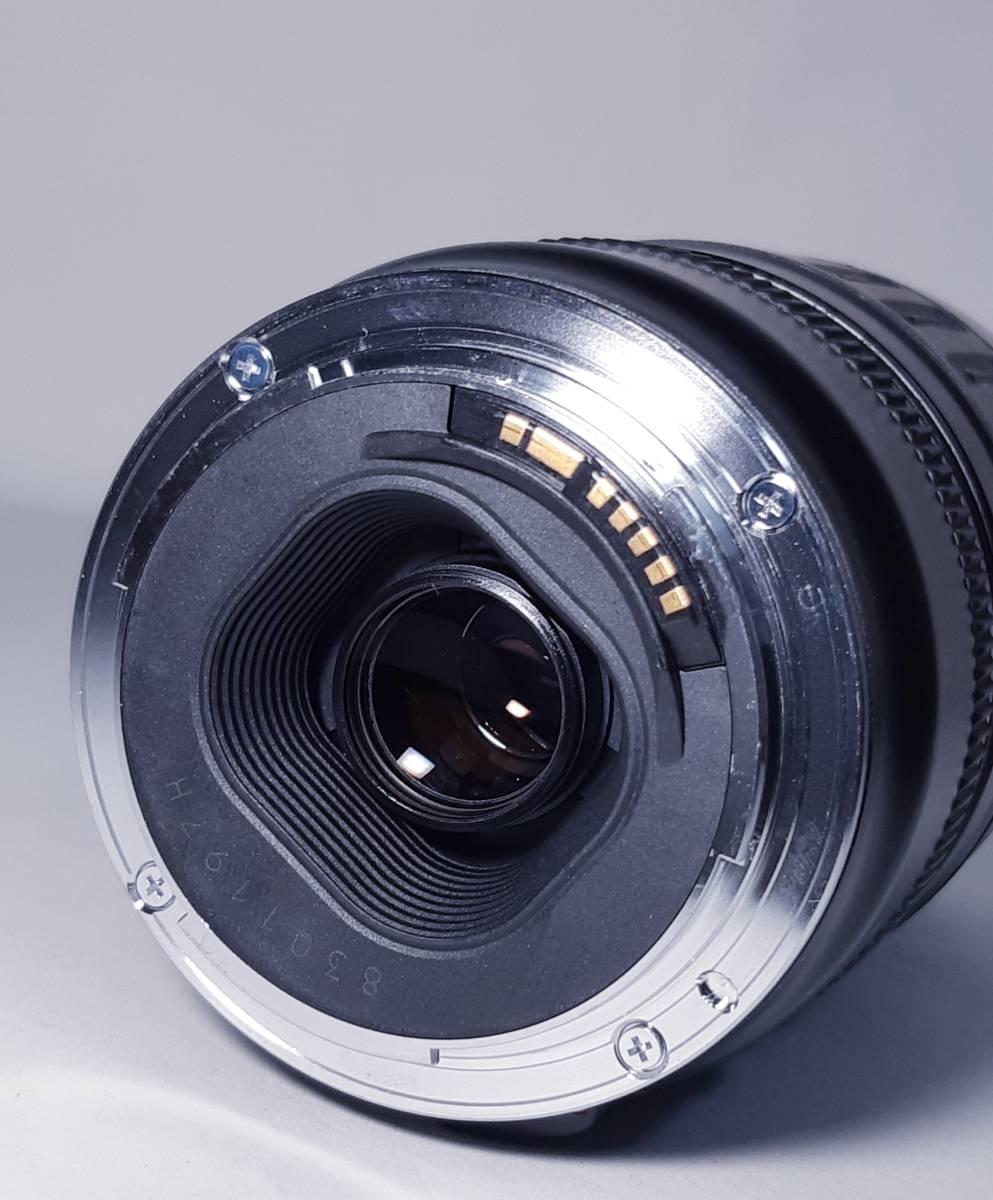 ☆極上品 CANON 100-300㎜ F4.5-5-6 ☆ウルトラソニック_画像6