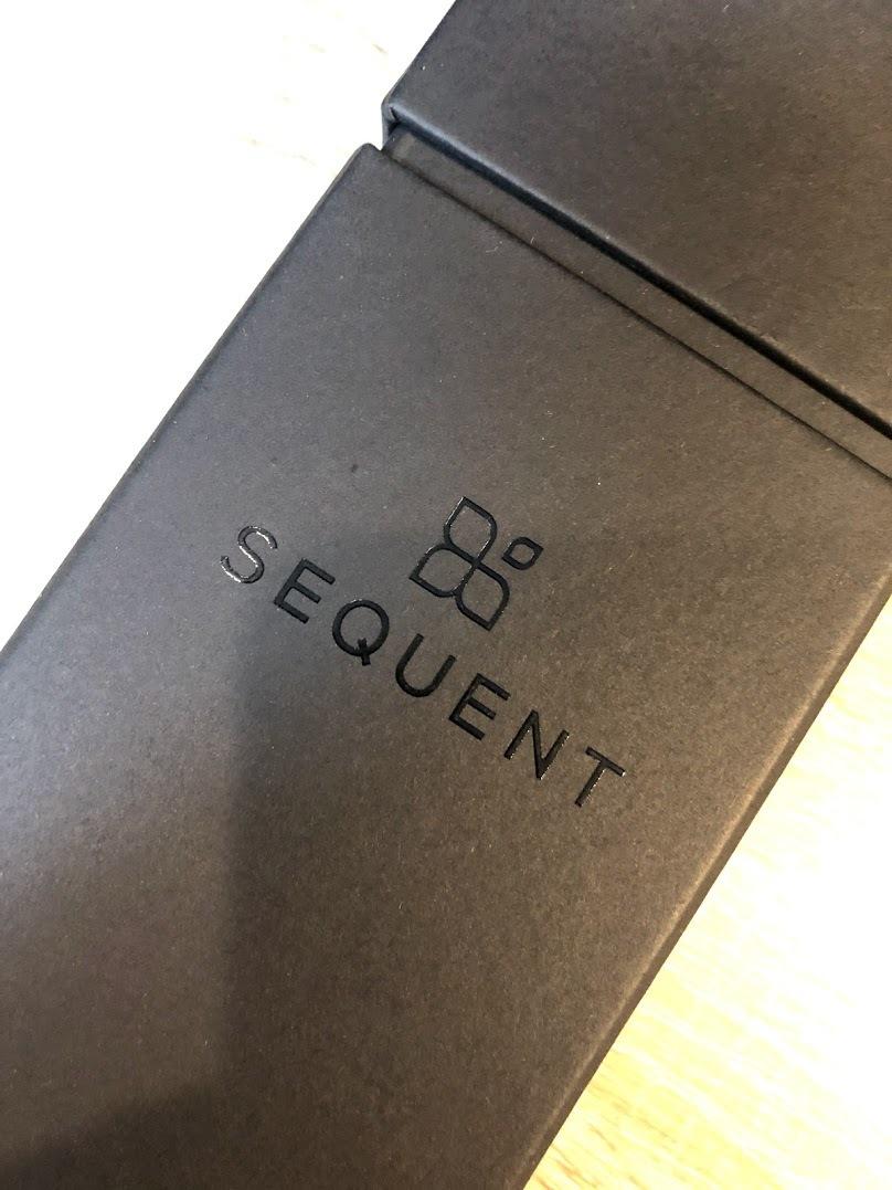 [ автоматика зарядка ]SEQUENT смарт-часы черный