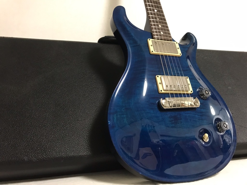 Paul Reed Smith(PRS) McCarty 1999 Royal Blue _画像2