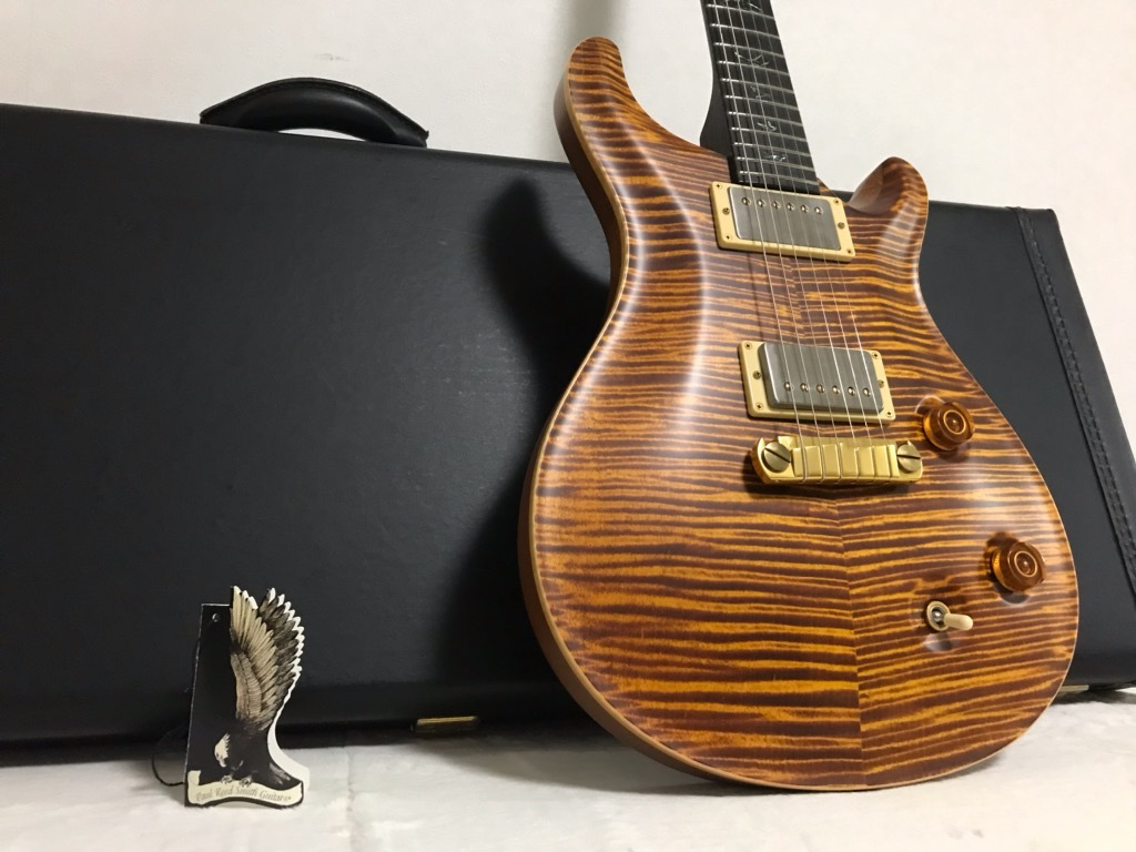 Paul Reed Smith(PRS) McCarty Artist Package Roseneck 2008 McCarty Amber _画像1