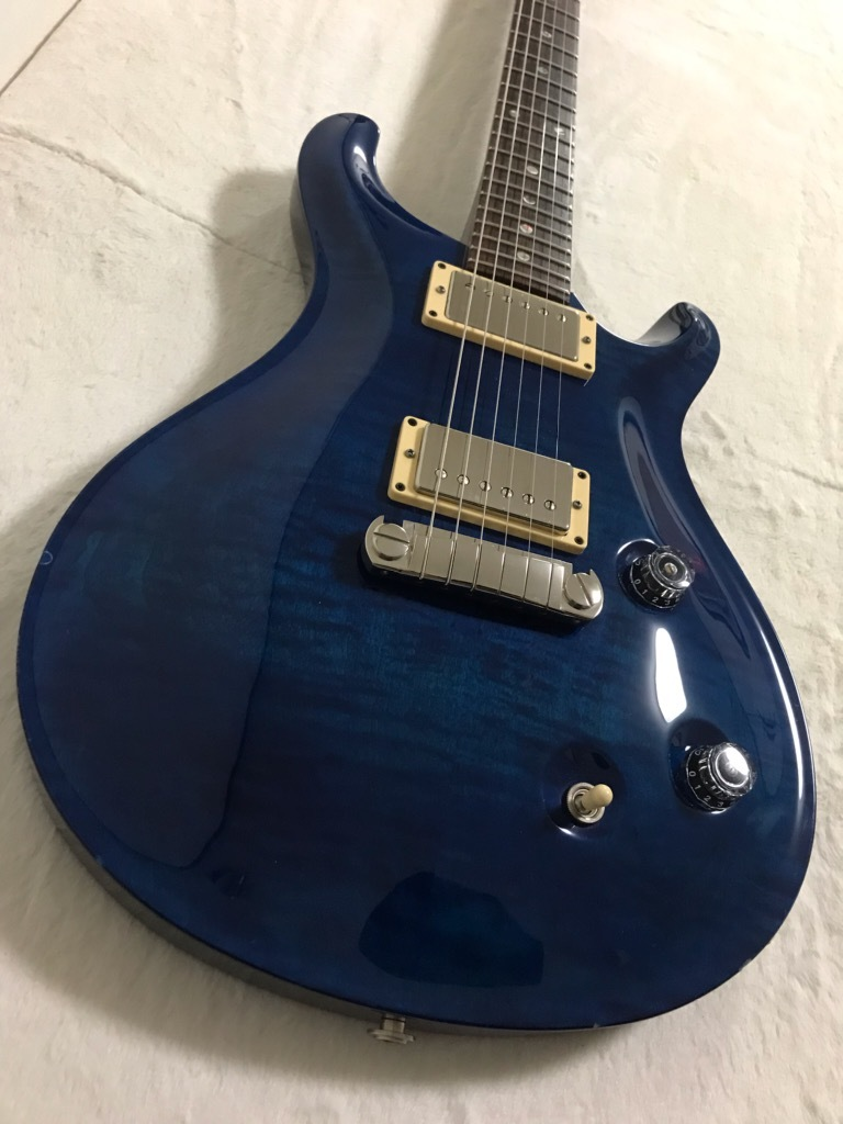 Paul Reed Smith(PRS) McCarty 1999 Royal Blue _画像3