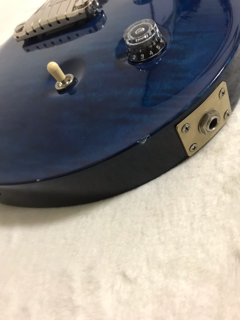Paul Reed Smith(PRS) McCarty 1999 Royal Blue _画像8