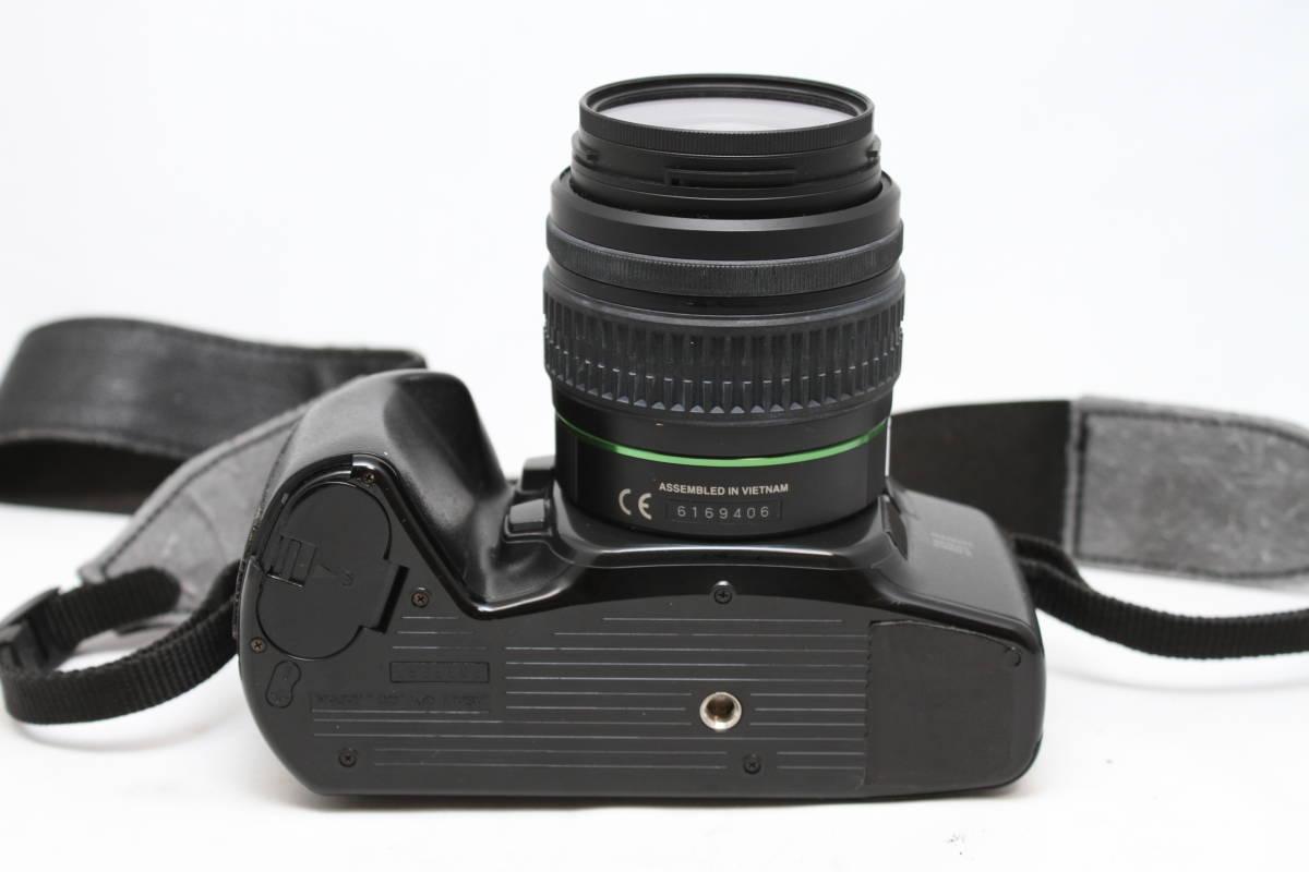 ペンタックス PENTAX Z-1 レンズセット レンズ smc PENTAX-DA 18-55mm AL II F3.5-5.6_画像4