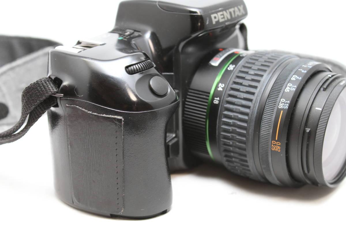 ペンタックス PENTAX Z-1 レンズセット レンズ smc PENTAX-DA 18-55mm AL II F3.5-5.6_画像3