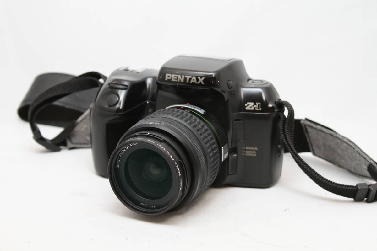 ペンタックス PENTAX Z-1 レンズセット レンズ smc PENTAX-DA 18-55mm AL II F3.5-5.6