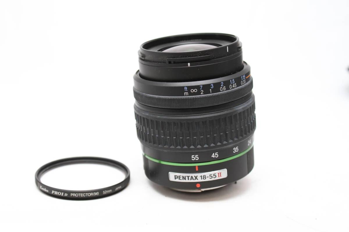 ペンタックス PENTAX Z-1 レンズセット レンズ smc PENTAX-DA 18-55mm AL II F3.5-5.6_画像9