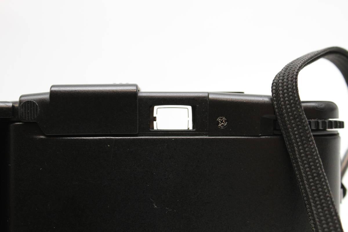 シャッターOK オリンパス OLYMPUS XA2 Electronic Flash A11付 フィルムカメラ レンズ D.ZUIKO 35mm f3.5_画像4