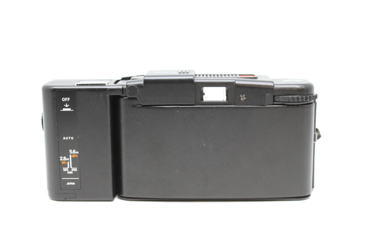 シャッターOK オリンパス OLYMPUS XA2 Electronic Flash A11付 フィルムカメラ レンズ D.ZUIKO 35mm f3.5_画像5