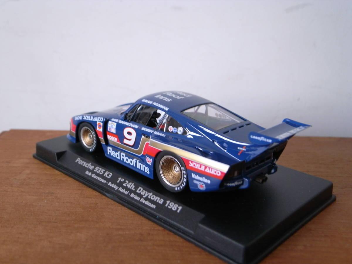 1/32 Fly Porsche 935 K3 1° 24h. Daytona 1981