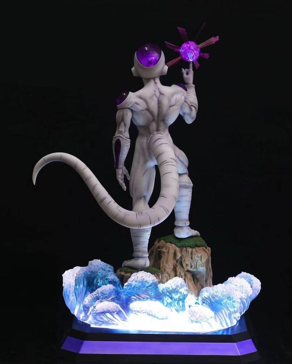 『ドラゴンボール』新作予約 DORAGON BALL フリーザー 1/3 フィギュア 彫像 X数量限定品 樹脂GK完成品 改造 _画像4