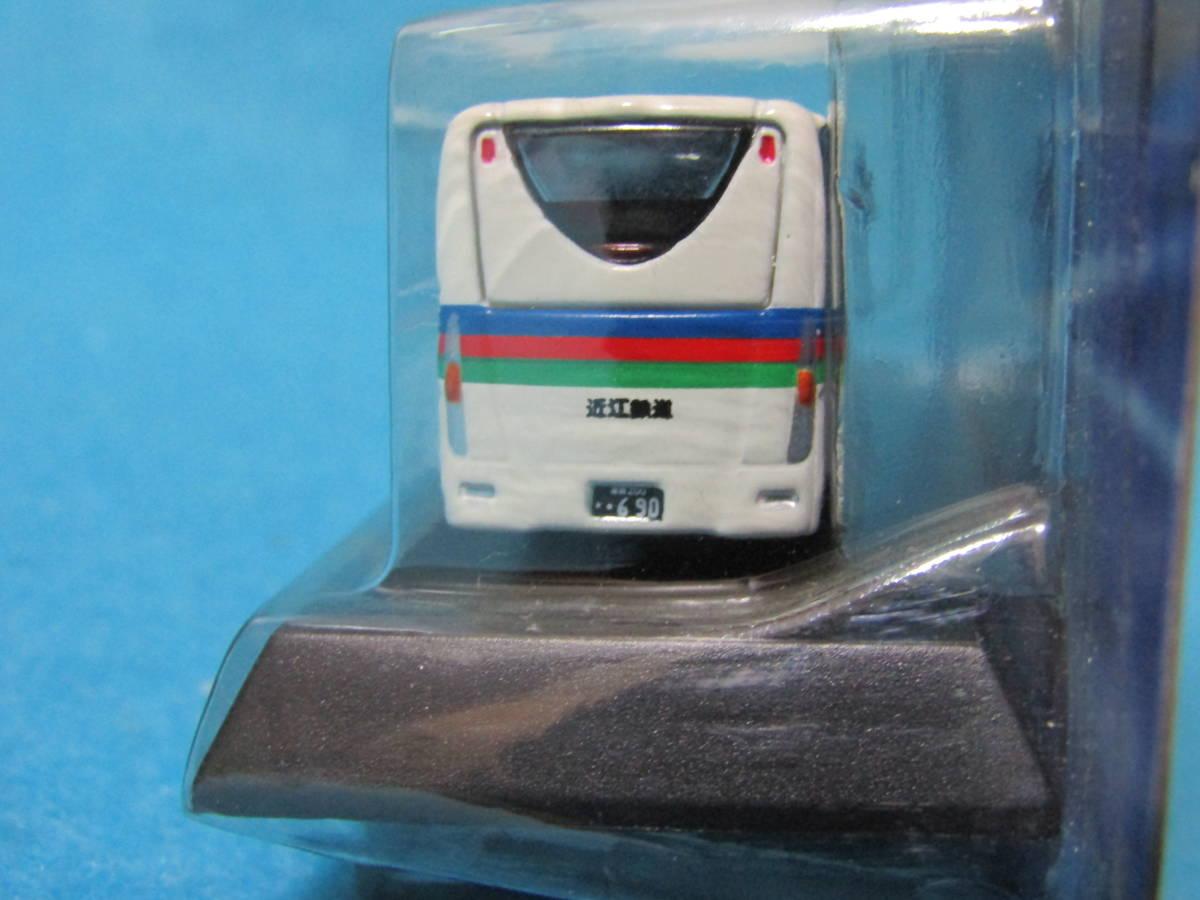 近江鉄道バス 054-1 ダイキャストバスシリーズ 1/150 京商 未開封_画像5