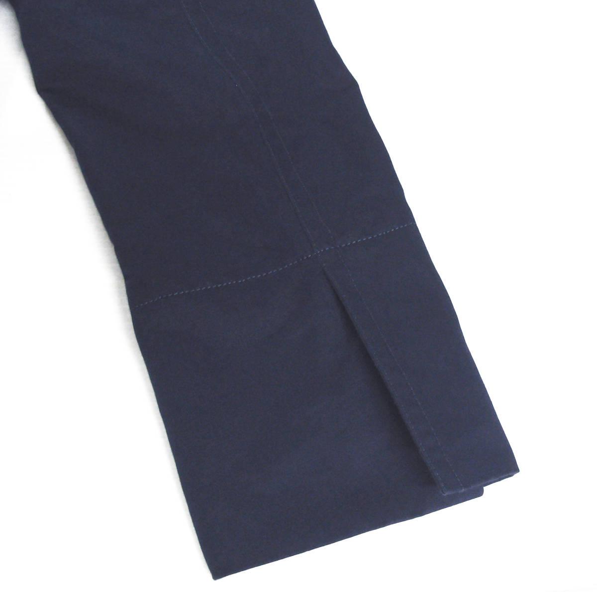 マルニ MARNI:綿/麻混紡素材 ジャケット 紺 40 ( jacket ブルゾン _画像5