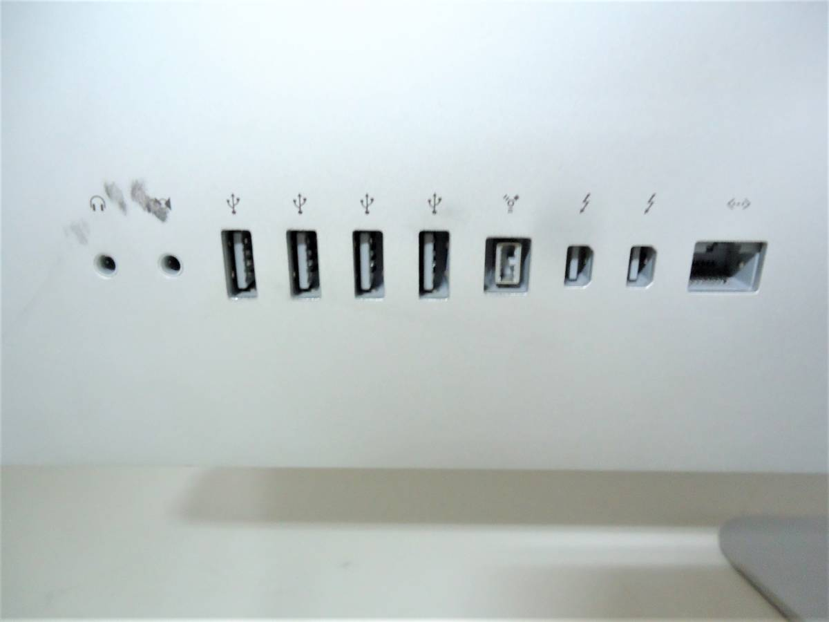 ★☆iMac A1312 EMC2429☆27 inch☆ジャンク☆★_画像3