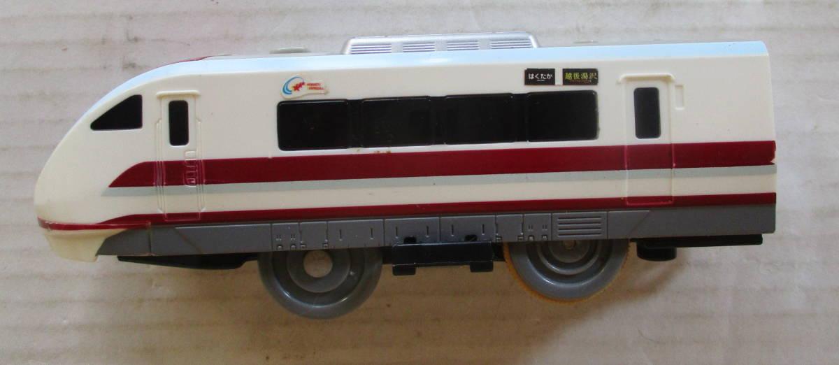 プラレール 681系 スノーラビット はくたか 駆動車_画像4
