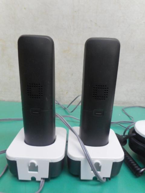 Pioneer TF-SD15w デジタルコードレス電話機  子機2台/動作品_画像4