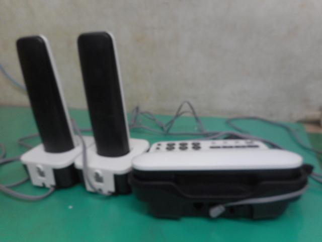Pioneer TF-SD15w デジタルコードレス電話機  子機2台/動作品_画像6
