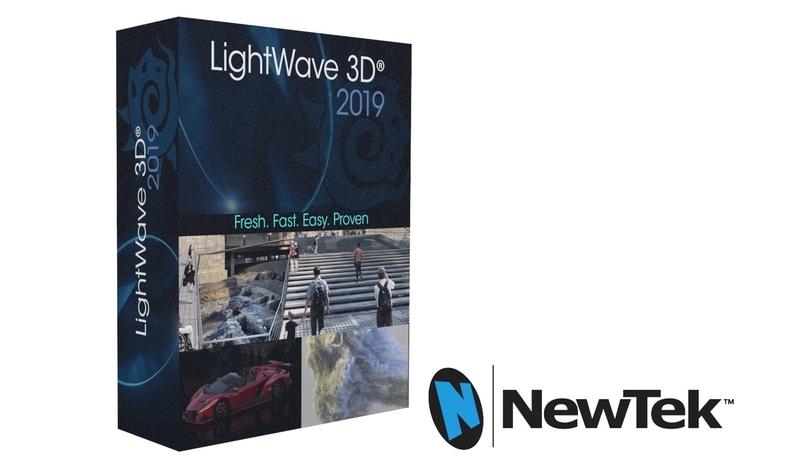 新品即決!NewTek LightWave 2019 アカデミック 正規DL版 正規ダウンロード版 2020へ変更の可能性あり_画像1