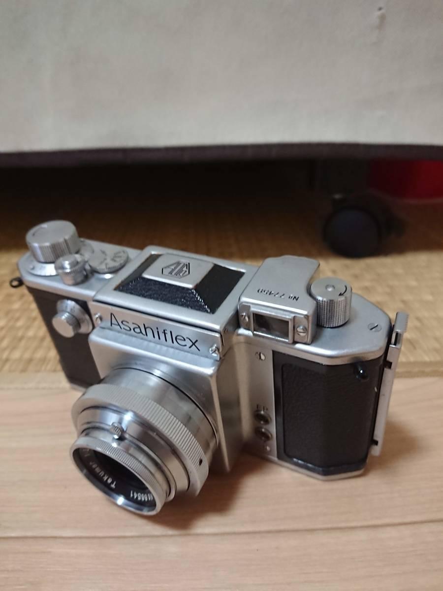 Asahiflex レンジファインダー ボディ Takumar 1:3.5 50㎜