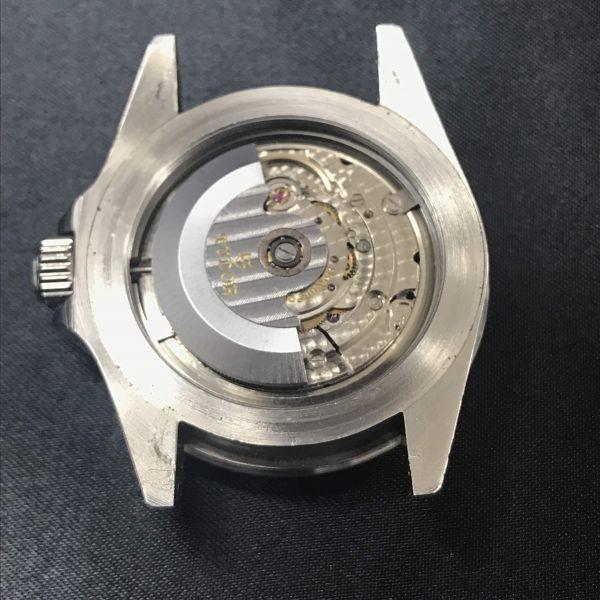 稼動品 TUDOR チュードル サブマリーナ Ref 7016/0 時計 ケースのみ 腕時計 メンズ 小薔薇 オイスタープリンス 自動巻き_画像4