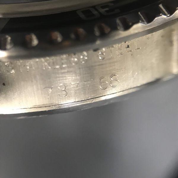 稼動品 TUDOR チュードル サブマリーナ Ref 7016/0 時計 ケースのみ 腕時計 メンズ 小薔薇 オイスタープリンス 自動巻き_画像6