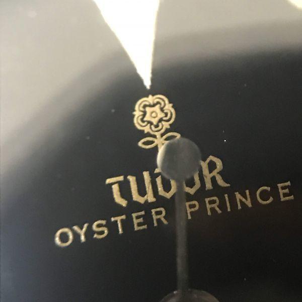 稼動品 TUDOR チュードル サブマリーナ Ref 7016/0 時計 ケースのみ 腕時計 メンズ 小薔薇 オイスタープリンス 自動巻き_画像2