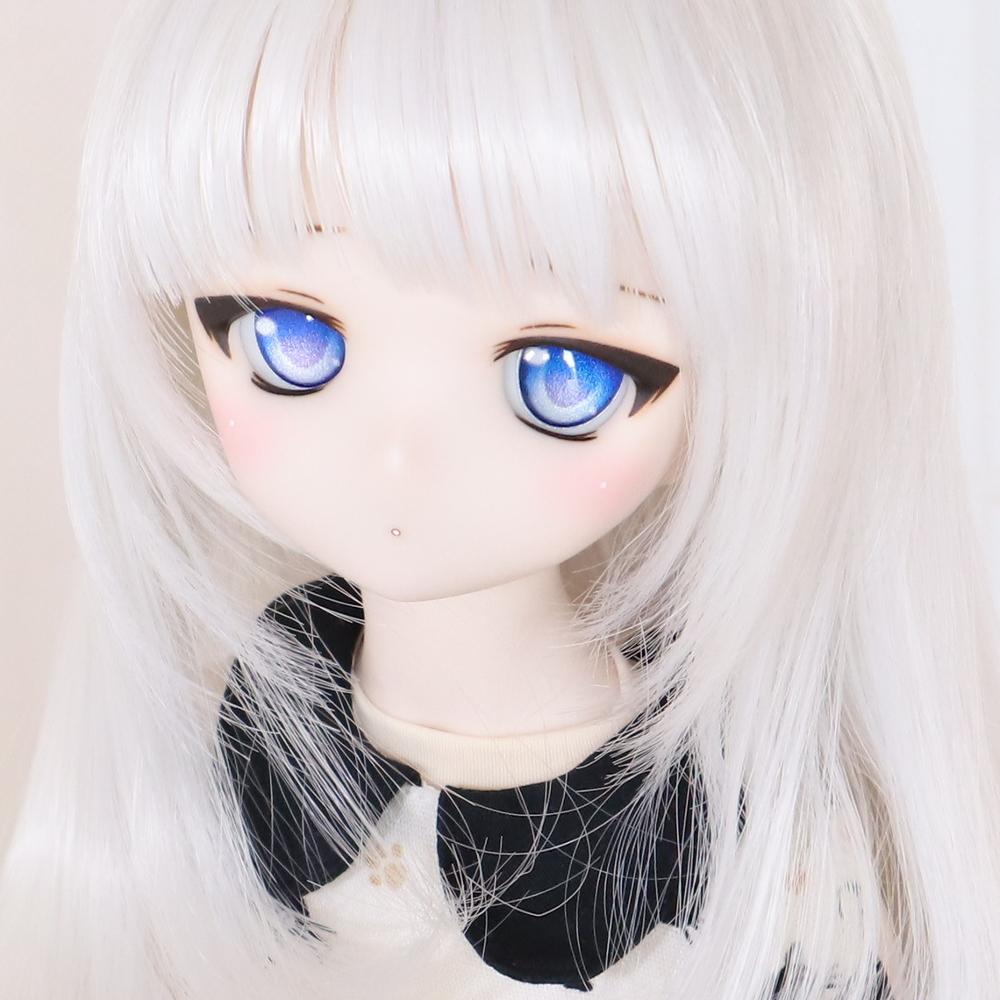 *mint*DDH-01 semi white . custom head + resin I