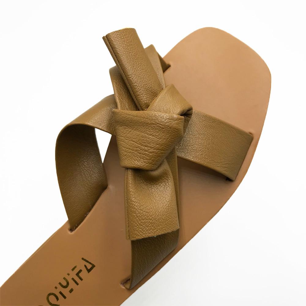上品 サンダル レディース ミュール 靴 ビーチサンダル スリッパ フラットシューズ ぺたんこ 美脚 ローヒール_画像8