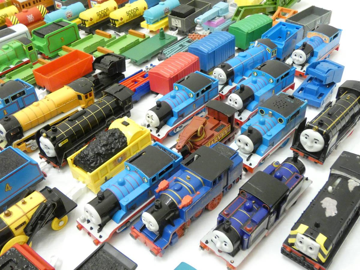 U1304/【1円スタート】プラレール トーマス 車両 ジャンク 大量 処分 200台_画像8
