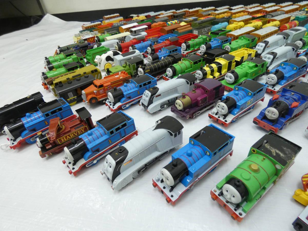 U1304/【1円スタート】プラレール トーマス 車両 ジャンク 大量 処分 200台_画像9