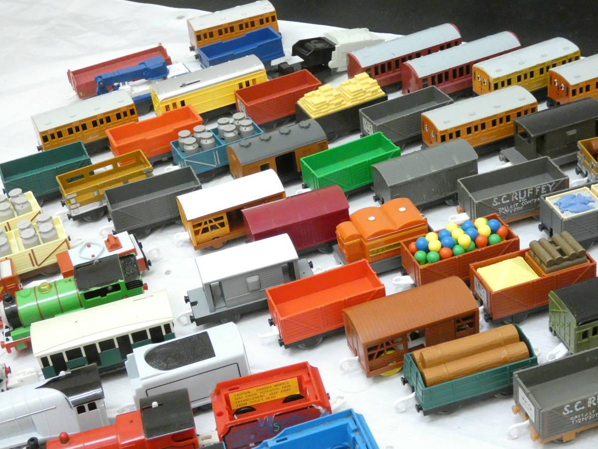 U1304/【1円スタート】プラレール トーマス 車両 ジャンク 大量 処分 200台_画像2
