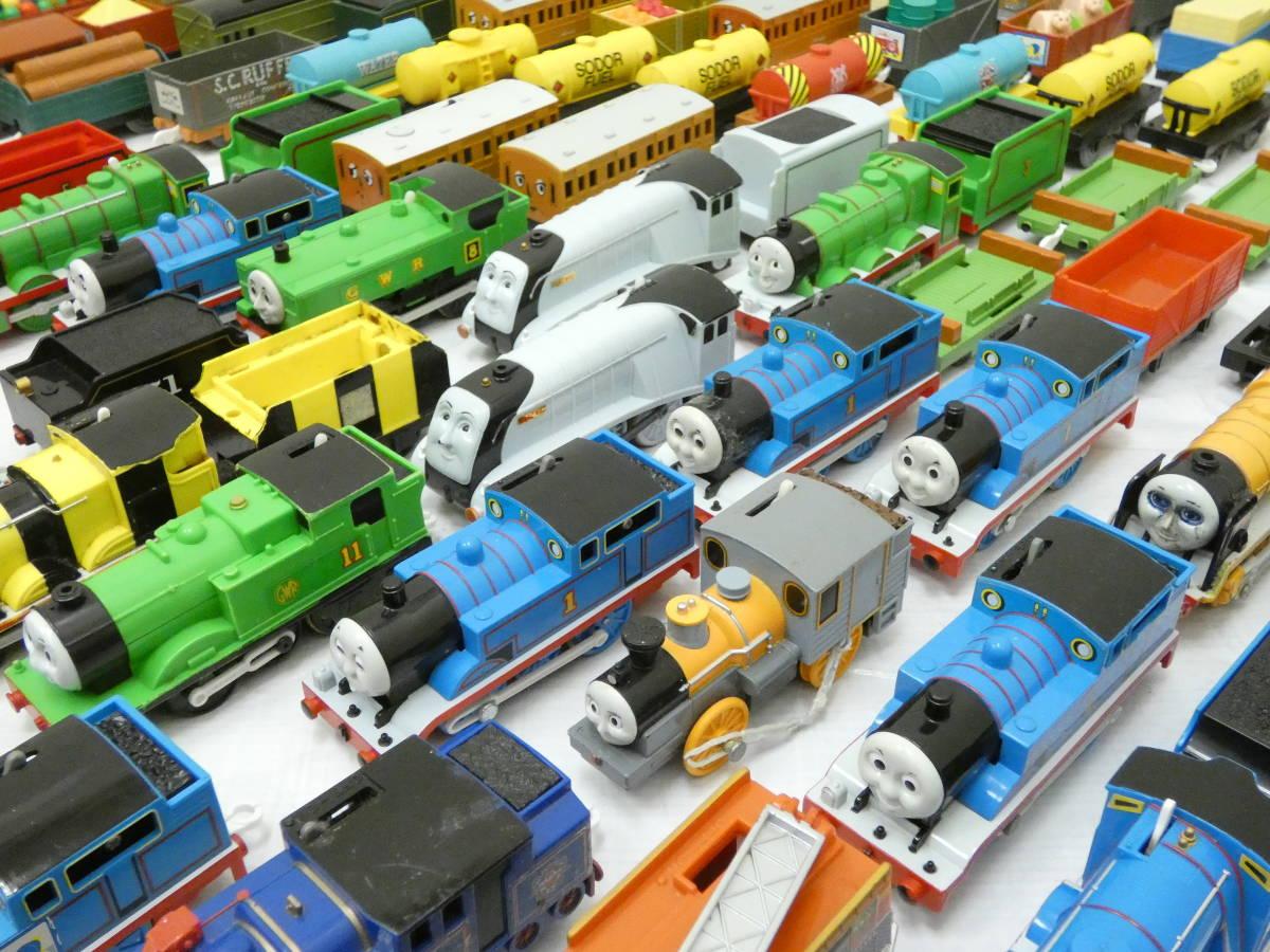 U1304/【1円スタート】プラレール トーマス 車両 ジャンク 大量 処分 200台_画像7